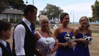 preview picture of video 'Geelong wedding Osborne House Geelong'