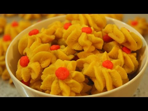 Video Resep Kue Kering Dahlia, Kue Lebaran