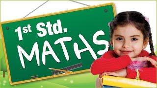 Mathematics For Class 1 | Learn Maths For Kids | Maths Made Easy | Maths For Class 1