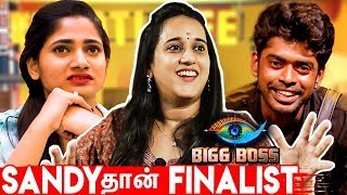 Losliya in Safe Zone : VJ Sriranjini Amit Bargav Interview | Vijay TV Bigg Boss