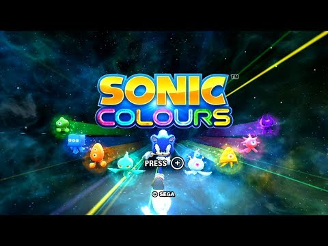 Sonic Colours (Wii) playthrough ~Longplay~