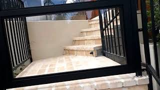 Calabasas Glass & Aluminum Gate | Mulholland Security Los Angeles 1.800.562.5770