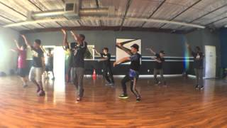 #C2K | Big Girls Don't Cry (Personal) - Fergie | Charles Nguyen Choreography