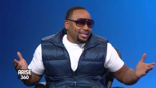 Arise Entertainment 360 with R & B Singer/Songwriter Avant