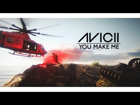 Avicii - You Make Me (Avicii by Avicii) - Battlefield 4 Machinima