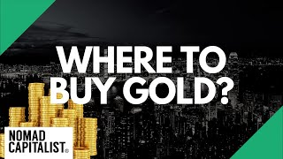The Cheapest Country to Buy Gold