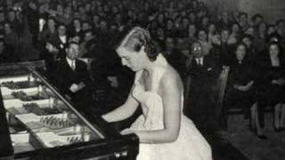 Maria Tipo plays Chopin Nocturne op. 62 no. 2