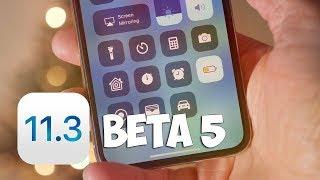 Обзор iOS 11.3 beta 5 | Стоит ли обновлять iPhone и про производительность айфон на айос 11.3