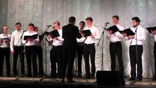 Рождественский концерт колядок в МДА (полный вариант)