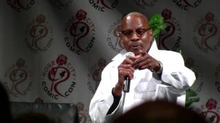 Avery Brooks at Rose City Comic Con 2013