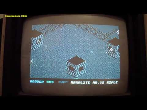 Video z testu Commodore 64C
