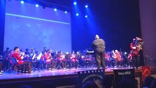Bandas Marciais em Concerto Serra Gaúcha - B.M Cristóvão - Beauty and the Beast