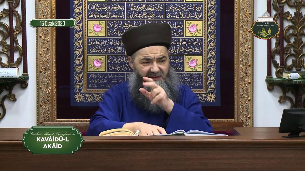 Kavâidü'l Akâid Dersi 23. Bölüm