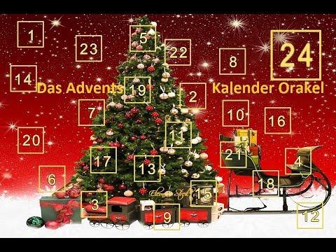 Adventskalender Orakel –  Samstag  16.12.2017 (видео)