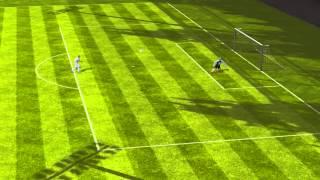 FIFA 13 iPhone/iPad - Terek Grozny vs. A. Makhatchkala
