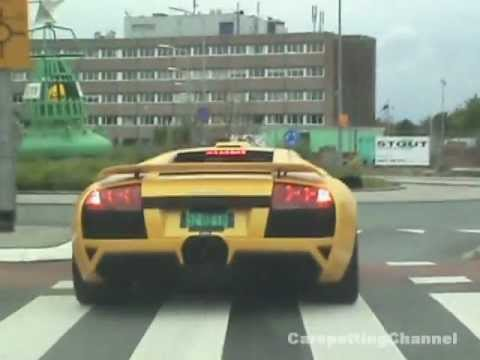 Lamborghini Murciélago LP640 Hamann