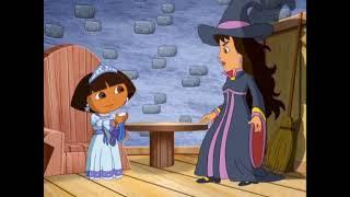 The Disguised Snow Princess | Dora the Explorer
