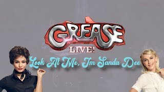 Grease Live - Look at Me, I'm Sandra Dee (Reprise, with lyrics)