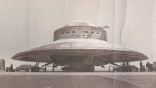 UFO SECRETS OF THE THIRD REICH