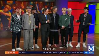 BTS Singing 'DNA' Without Autotune REAL VOICE 방탄소년단 AMA's 2017