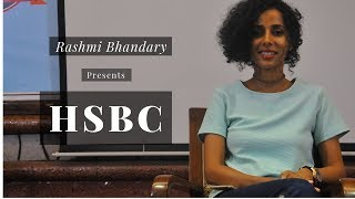 Campus Placements | HSBC | Rashmi Bhandary