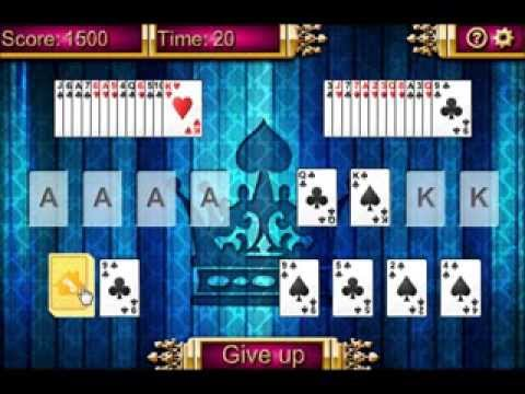 Video of Aces and Kings Solitaire