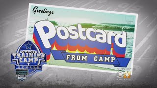 Postcard From (Cowboys Training) Camp