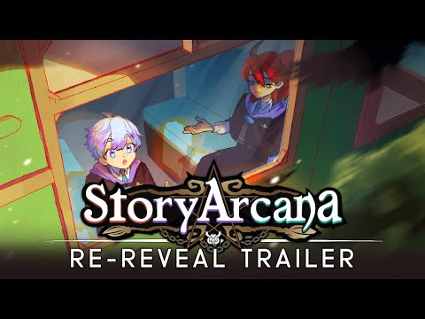 Wizard school action-RPG 'StoryArcana' gets a re-reveal with a new trailer