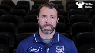 Geelong Cats Coach Chris Scott talks footy & gambling
