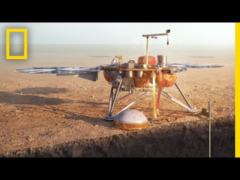 Uncovering the Secrets of Mars