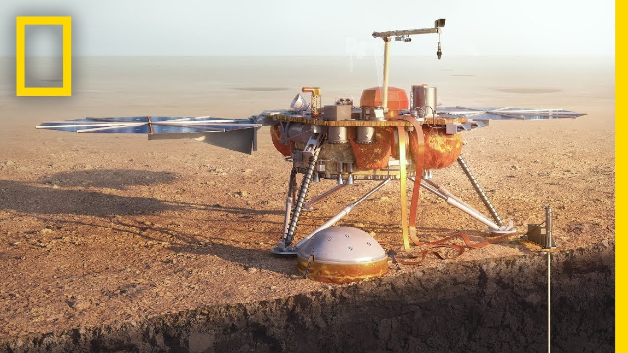 How NASA's Next Mars Mission Will Take the Red Planet's Pulse | Decoder thumbnail