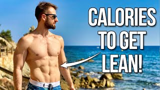 How To Create A Calorie Deficit (ONE Simple Way - NO Calculator!)