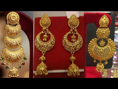 fb18c1bb2 Designer gold earrings with weight and price - Youtube Download