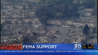 FEMA May Take Years To Reimburse Governments For Wildfire Rebuilding Costs