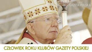 Abp Marek Jędraszewski - Człowiek Roku Klubów Gazety Polskiej