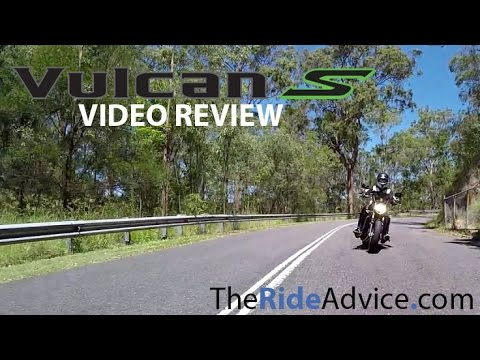 2015 Kawasaki Vulcan S Review