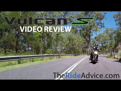 2015 Kawasaki Vulcan S Review