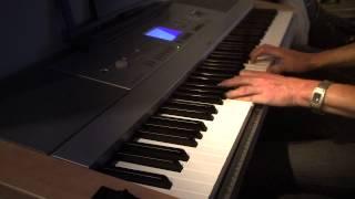'Janym' (Ylvis) piano cover