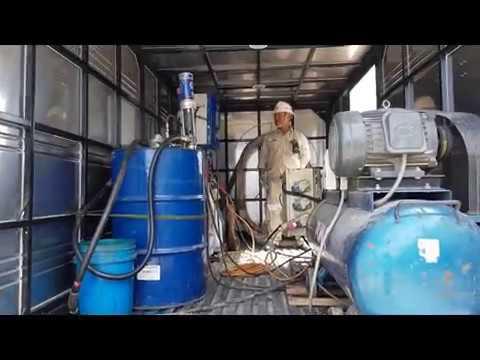 chong tham mai bang polyurea quocthangco - Thủ thuật máy