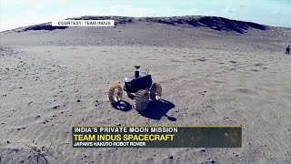 India's first private mission to the moon