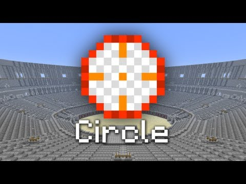 Video of Circle for Minecraft