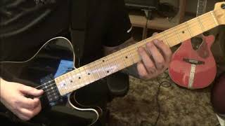 Charlie Daniels Band - The Devil Went Down To Georgia - CVT Guitar Lesson by Mike Gross