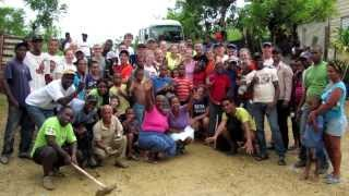 preview picture of video 'Dominican Mission Trip-2013'