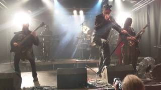 Arcturus - The Chaos Path. Live in Moscow, Volta 04.03.2017