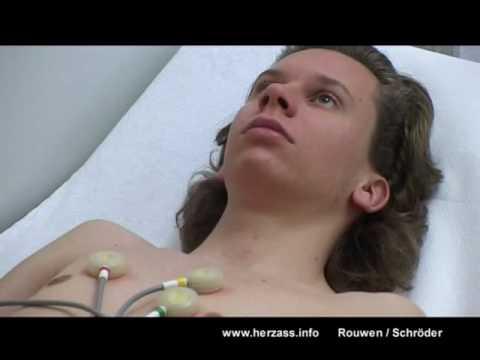 Bei Hypertonie geben Behinderung