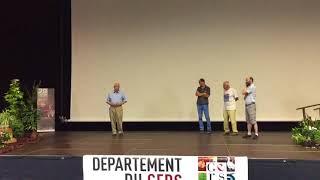 L'astrophysicien Trinh Xuan Thuan reçoit le prix Ciel et Espace