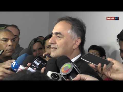 Luciano Cartaxo empossa e pede empenho de novos secretários