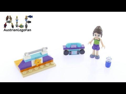 Vidéo LEGO Friends 30400 : Gymnastic Bar (Polybag)