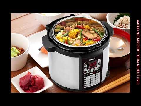 , MUELLER Pressure Cooker 10-in-1 Pro Series