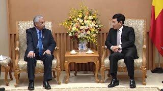 Phó Thủ tướng Phạm Bình Minh tiếp Điều phối viên thường trú, Trưởng Đại diện UNDP tại Việt Nam